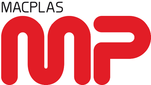 MP + Macplas logo