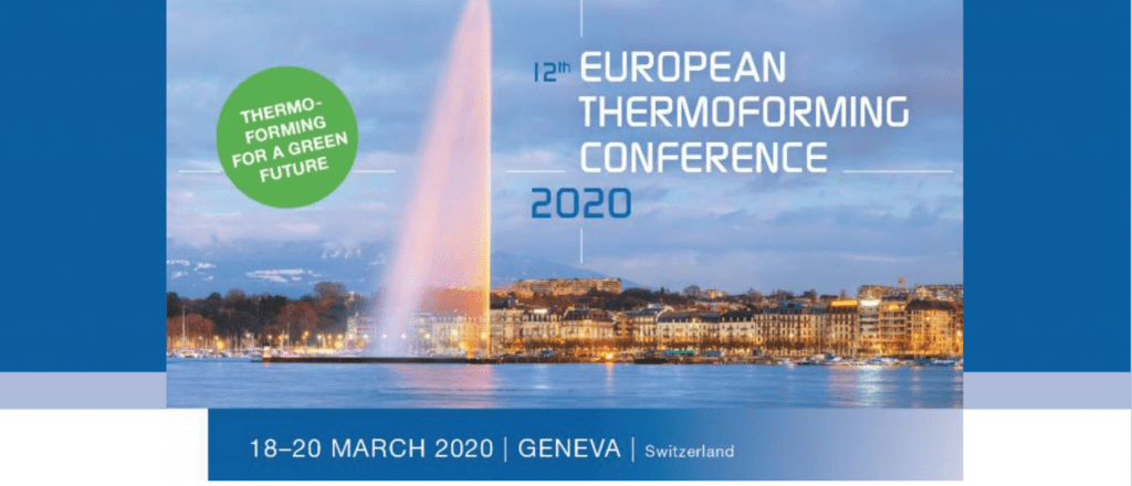 European Thermoforming Conference folder image