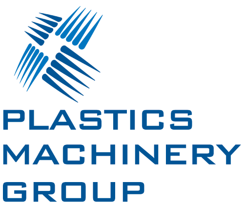 Plastics Machinery Group Logo