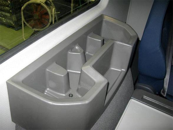 Box rear wall for Volvo trucks