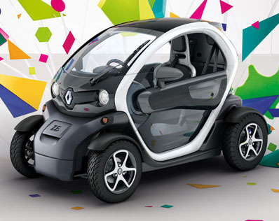 Window for Renault Twizy