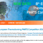 Parts Competition 2021 news header