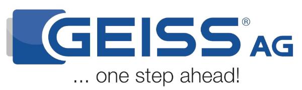 Geiss AG Logo