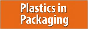 Plastics in Packaging logo