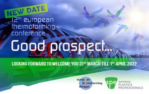 12th European Thermoforming Conference – NEW DATE!