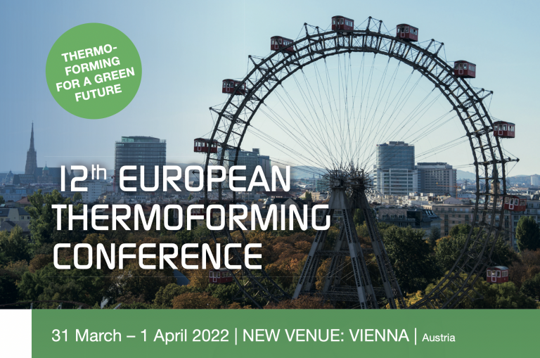 ETD thermoforming conference Vienna